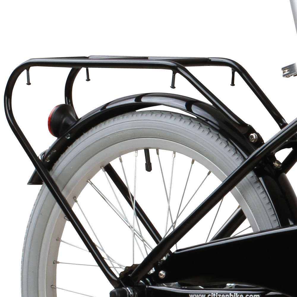 Rear Carrier Rack for MILAN Citizen Bike